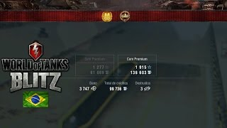 World of Tanks Blitz - 0-47 (Mastery) -  Premium - Game Play (3747 Damage - 3 Kills)