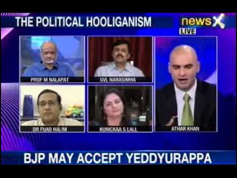 NewsX Debate: Can BJP function as a team of rivals?