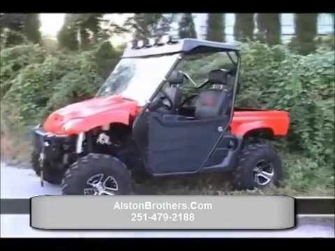 Odes Dominator 251-479-2188 Odes ATV UTV Dealer Reviews