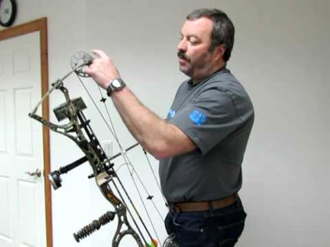 Timing Your Cams on a Two Cam Compound Bow / ArcheryHuntingTech.com