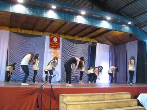 Presentación Selección Danza 2014 Colegio Liahona