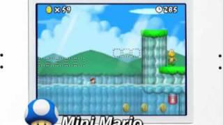 New Super Mario Bros. Trailer - DS