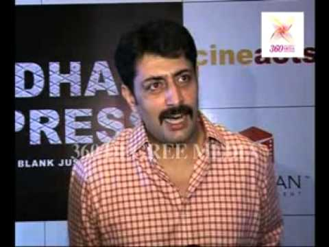 Actor Priyanshu Chatterjee talks about his role in the film 'Rajdhani Express'