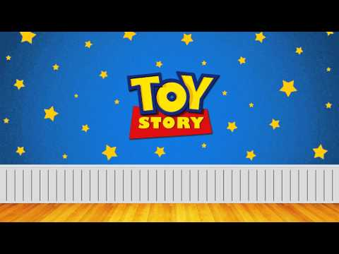 Toy Story - You've got a friend in me