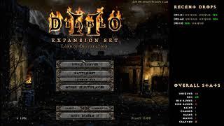 Hunt for Zod #41 - Diablo II playthrough | Hell Andariel runs (5)