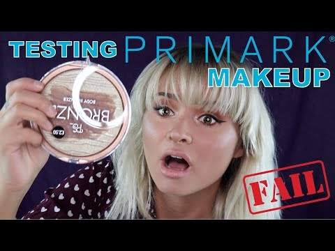 download lagu Testing Cheap Primark Makeup....fail  Talia Mar gratis