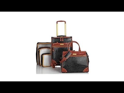 Samantha Brown 5piece Classic Luggage Set