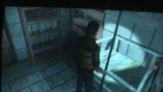 Silent Hill 0rigins (PSP) Video Demo (Direct-Audio) - Part 3