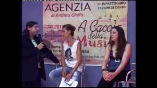 Intervista Nena Ristic di Francesco Bortone , A Caccia della Musica , Camici Grigi