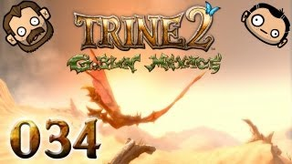 Let's Play Together Trine 2 #034 - Sodbrennen und Verdauungsbeschwerden [720p] [deutsch]