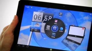 Acer ICONIA A700 Full HD Android Tablet - First Look
