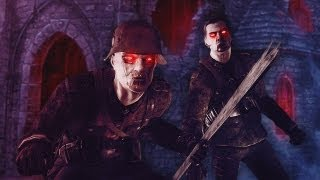 ZOMBIE CHURCH (Sniper Elite_ Nazi Zombie Army)