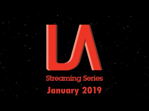 Logo Archive Streaming Series: January 2019