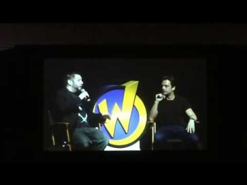 Sebastian Stan winter soldier Avengers Wizard World Sacramento 2016