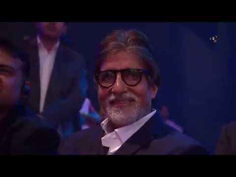 A Tribute to Amitabh Bachchan at 5th Royal Stag Mirchi Music Awards!