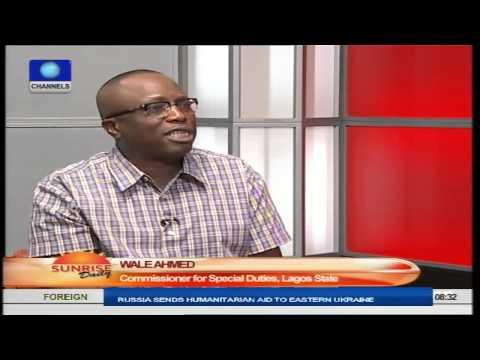 Sunrise Daily: Commissioner For Special Duties Speaks On Ebola Virus PT3
