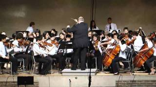 John G. Althouse, Crescendo2011- Honour Orchestra_Fanfare For The Common Man.f4v