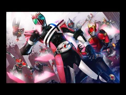 Kamen Rider Decade - Journey Through The Decade Remix