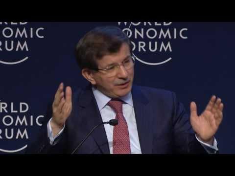 Davos 2014 - Humanitarian Crisis in Syria