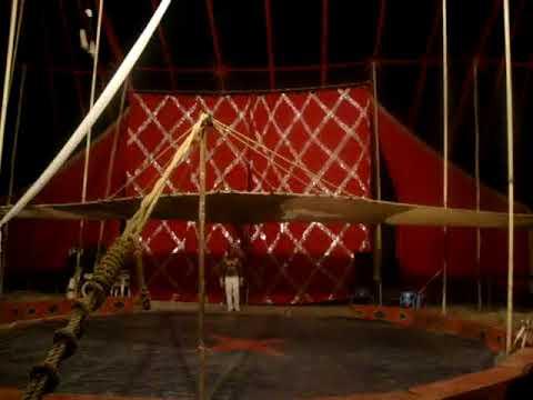 circo union trapecistas