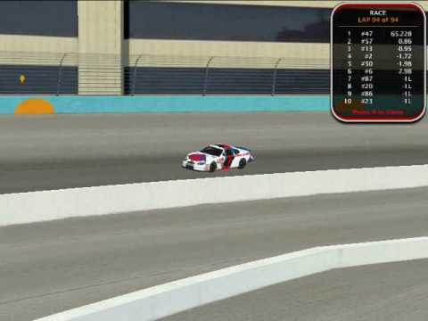 NR2003 2009 AMP Energy Series - Race #26 Pheonix Part 2 end