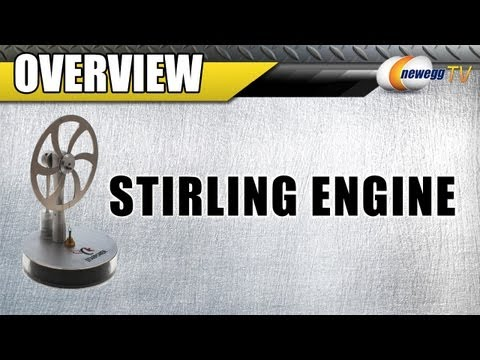 Newegg TV: Stirling Engine Ultra Low Temp Overview