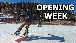 download lagu Colorado Snowboard Season Opening Week - Arapahoe Basin 2017/2018 gratis