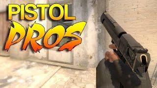 CS:GO - Pistol PROS! #12