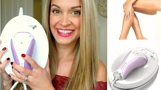 My Laser Hair Removal Results! | Remington iLight Pro Review