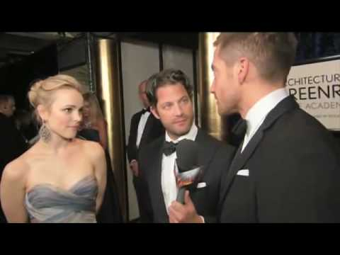 Jake Gyllenhaal and Rachel McAdams - Backstage Interview