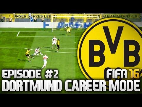 WHAT A BEAST!!! DORTMUND CAREER MODE - EPISODE #2 (FIFA 16)