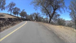Kernville / Caliente Bodfish Rd. - Labor Day 2014