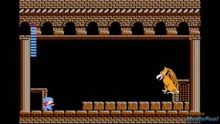 1986 Milon's Secret Castle (NES) Game Playthrough Retro Game