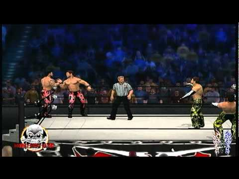 WWE 12 Story Designer | TDWF Monday Night Havoc Episode 1 Part 5 *CAW Storylines*