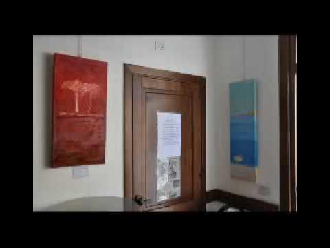 Al Caffè Ceccarelli di Follonica, il minimalismo lirico di Luciano Rossi