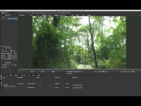 Mocha V3 Tutorial: Solving an untrackable 3D Camera