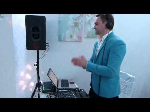 Свадебный DJ, Диджей на свадьбу, Диджей на праздник Киев