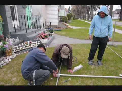 Antenna Tuning Field Day 09 (Part 1 of 2)
