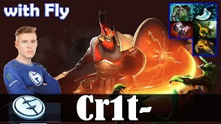 Crit - Mars Offlane | with Fly (Mirana) | Dota 2 Pro MMR Gameplay