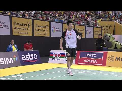 2012MO MSSF LEE Chong Wei [MAS] vs [CHN] CHEN Long SNG
