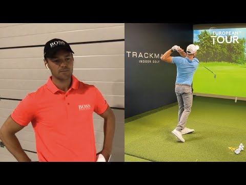 Golf Simulator Highlights | Kaymer & Kieffer | BMW TrackMan Invitational