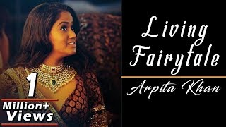 The Most Loved Member Of Salman Khan's Family - Arpita Khan