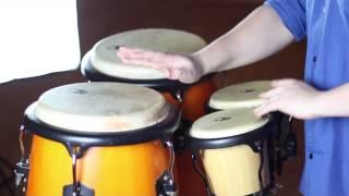 Conga / bongo solo | BongoboyUK