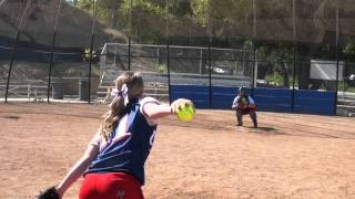 Kelyn Fillmore Softball Skills Video