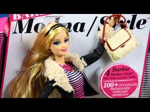Barbie Style Fashion Doll / Modna Barbie Lux - Www.MegaDyskont.pl - Sklep Z Zabawkami