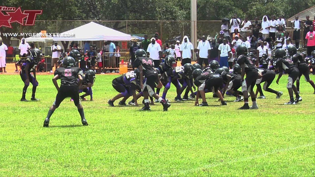 Park Miami Gardens Miami Gardens Ravens vs Miami