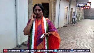 T-Congress Spokesperson Kalvakuntla Ramya Rao Shamed at Karimnagar Press Meet