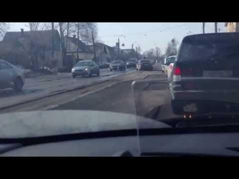 Улица Туполева, город Тверь