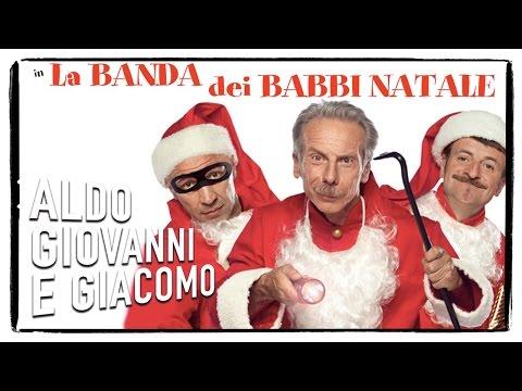 La banda dei Babbi Natale – Trailer | Aldo Giovanni e Giacomo