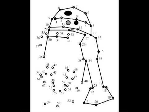 R2-D2 join-the-dots - YouTube
